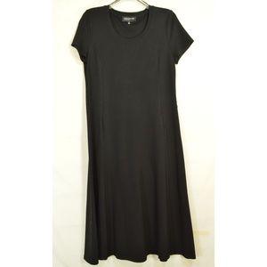 Jones New York Dresses - Jones New York Collection SZ S black full skirt po